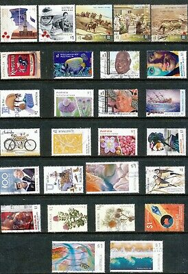 Australian Stamps $1.00 SHEET 2017/2018 Recent Stamps Used/Bulk