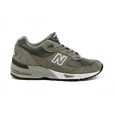 NEW BALANCE GRAY 991 M991GL sneakers men US 12 4E extra wide Made in USA