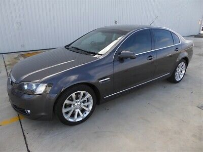 HOLDEN 2007 VE CALAIS V 6.0L V8 Auto EVOKE GREY Luxury Sedan