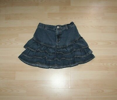 Bluezoo Debenhams Girls Chic Jeans Ra Ra / Tutu Skirt Sz 14 yrs