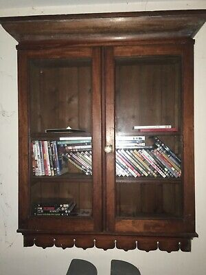 antique Wall Hung Book Case