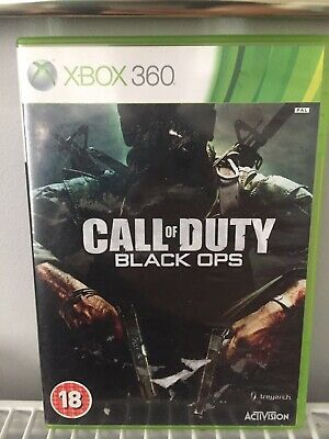 Call of Duty: Black Ops (Xbox 360) *Xbox One Compatible* FAST POST