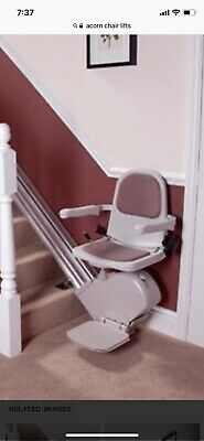 Acorn Stairlift Superglide 120 Chairlift, Stair Chair, Chair Lift