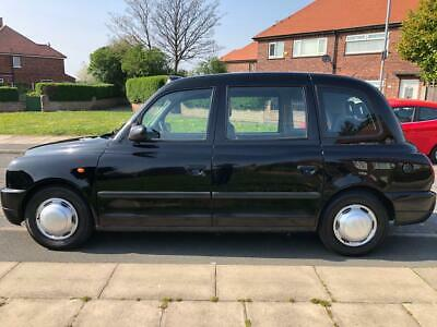 London Taxi Tx4 57 Reg Decommissioned Two Owner Drivers From New
