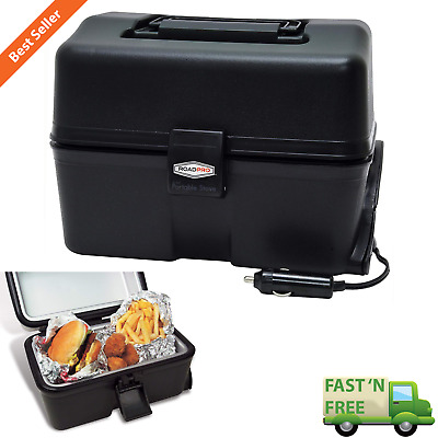 Consumer Electronics Portable Electric Car Stove 12v Travel Camping Food Warmer Heater Lunch Box Oven 12-volt Portable Appliances