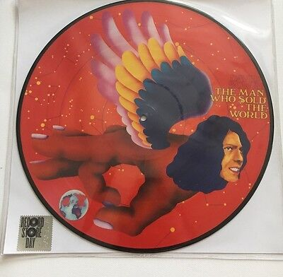 David Bowie - Man Who Sold The World Record Store Day Picture Disc Rsd
