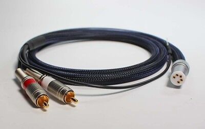 **Tonarmkabel - Tone Arm Cable - SME Plug 5 Pin - 120cm - Tonarm Kabel **