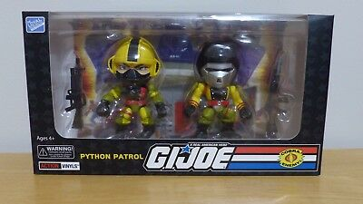 The Loyal Subjects - GI Joe - Python Patrol 2 pack - online exclusive
