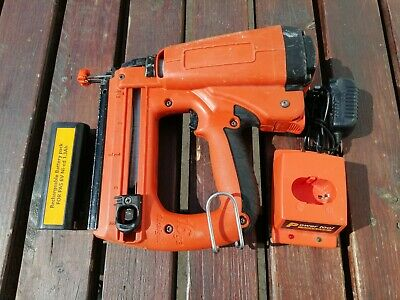 Paslode 16ga Gas Battery Powered Straight Brad Finish Nail Gun