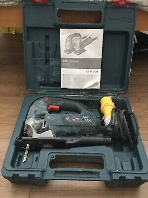 Bosch Jigsaw 90E Includes Case & Instructions