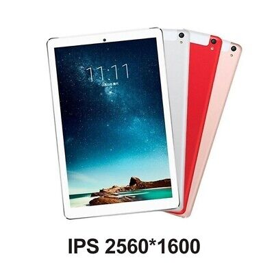 """11""""6 Android Tablet 7.1 IPS Screen Camera WiFi  B/T 10 Core 4G Network Dual Sim"""