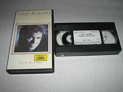 Cliff Richard K7 Video - 1979-1988