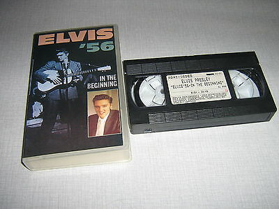 Elvis Presley K7 Video - Elvis '56
