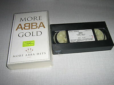Abba K7 Video - More Gold