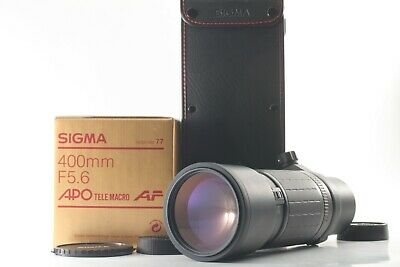 【UNUSED】 Sigma APO Tele Macro 400mm f/5.6 AF Lens For Canon EF Mount from JAPAN