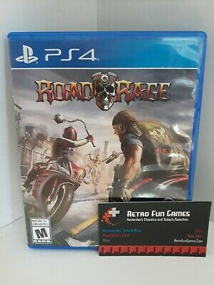 Road Rage PS4 Games Lot (Sony PlayStation 4)