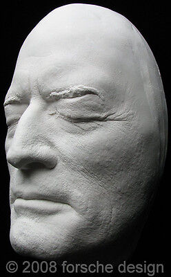 Gregory Peck Life Mask: To Kill A Mockingbird, Atticus Finch. Roman Holiday