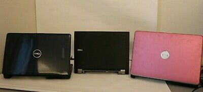 LOT OF 3 Dell Laptops: 2 Inspiron 1525s, 1 Latitude e6400 All Post to BIOS,  Good