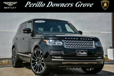 2014 Land Rover Range Rover Supercharged Autobiography 2014 Land Rover Range Rover for sale!