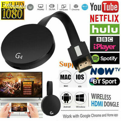 2019 Gen 4rd HDMI Digital Video HD 1080P Media TV Streamer dongle For Google