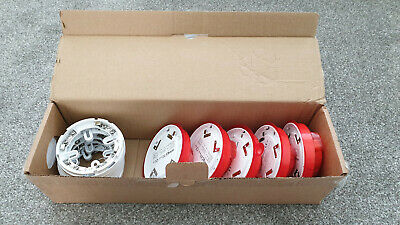X5 Apollo Series 65 Optical Fire System Smoke Detectors & X5 Diode Bases