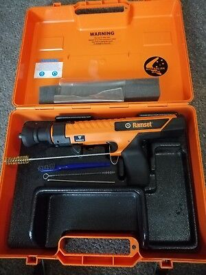 Ramset Ts750P Rqaus1 Power Actuated Nail Gun Steel Tool Cartridge Universal