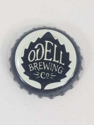 197a428fd03 Black Odell Brewing Company Beer Bottle Cap Crown Brewery Colorado