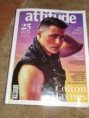 Attitude Magazine May 2019 Mint Gay Interest