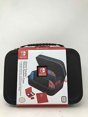 Nintendo Switch - Game Traveler Deluxe System Carrying Case Large - OFFICIAL !!!