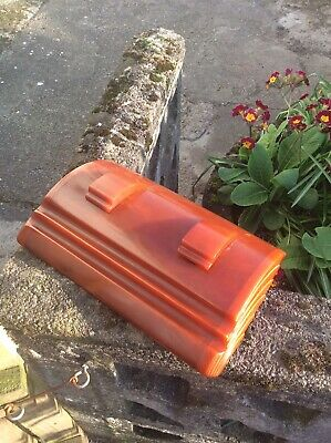Vintage Art Deco Carvacraft Amber Phenolic Bakelite Note Pad Clip Holder