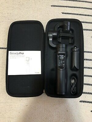 Hohem iSteady Pro 3-Axis Handheld Stabilizer Gimbal for Action Cameras .....Used