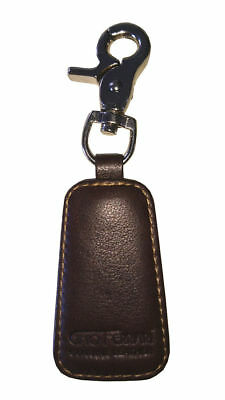 Responsible Mod Fred Perry Faux Leather Key Ring.mod Key Ring,scooter Key Ring.no9 Other Motorcycle Collectibles