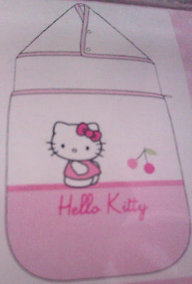 NID D'ANGE - HELLO KITTY - COCCINELLE - 0 A 6 MOIS - Rose/Blanc - Neuf Emballé