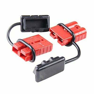 Heavy Duty Universal Battery Quick Connector Fits All 12 to 36 Volts Devices