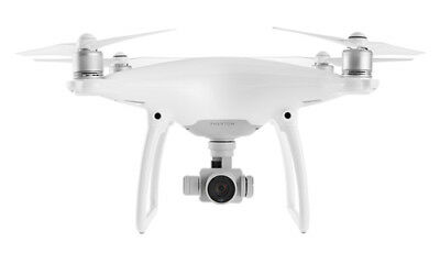 DJI Phantom 4 Quadcopter Drone 4k Video 12mp Camera
