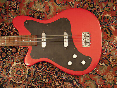 1963 Vox Clubman bass left handed lefty