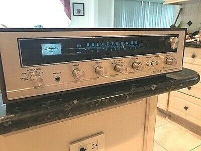 Pioneer Model 300 Sound Project Stereo Receiver Vinatge
