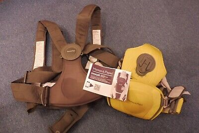 Mamas And Papas Morph Baby Carrier with HarnessYellow.5 to 12kg