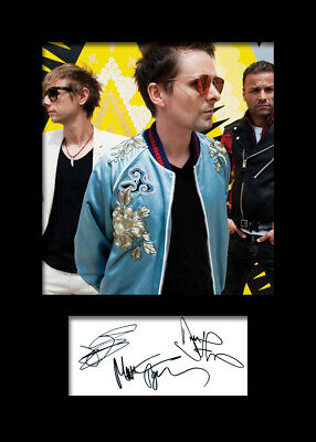 MUSE #2 Signed A5 Mounted Photo Print (REPRINT) - FREE DELIVERY