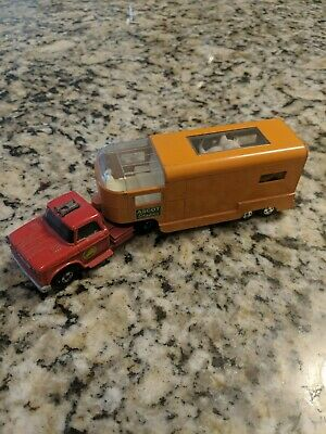 1971 Matchbox Super Kings Horse Tractor K-18 Dodge Tractor