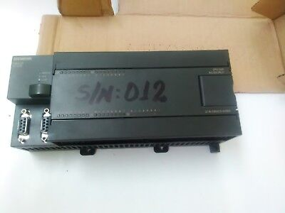 Siemens Simatic S7-200 PLC CPU 226 Compact Unit 24 DI DC/16 DO Relay AC Power