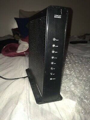Comcast Business Xfinity Cisco Modem Router Wireless Gateway Dpc3939b Wifi 50 00 Picclick