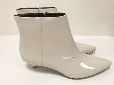 92a1c4920a4 CALVIN KLEIN LARISSA Pointed Toe Ankle Boots, Soft Gold, 7.5 US ...