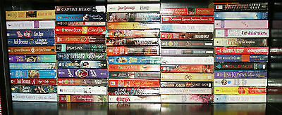 Lot 400 + Historical, Contemporary, Paranormal, and Romance You Pick 10