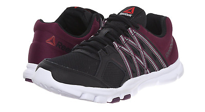 Reebok Women's Yourflex Trainette 8.0 Sneaker Memory Tech Training Shoes 8 8 8 8
