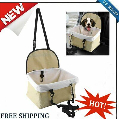 Car Seat Dog Pet Cat Booster Blanket Travel Basket Lining For Small Dog Oxford V