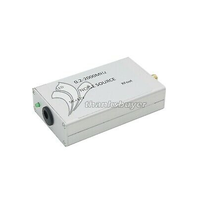 0.2-2000M Noise Signal Generator Noise Source Simple Spectrum Tracking Source TX