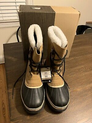 Sorel Caribou Winter Boots - Men's - Size 11- Brand New, Never Worn NWT With Box