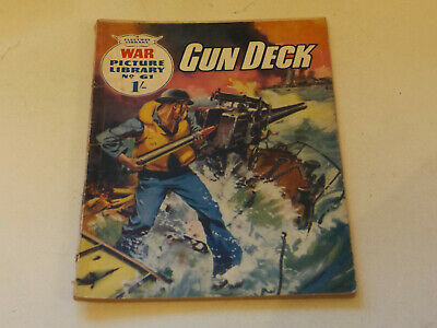 WAR PICTURE LIBRARY NO 61 !,dated 1960 !,GOOD for age,great 59 ! YR OLD issue.