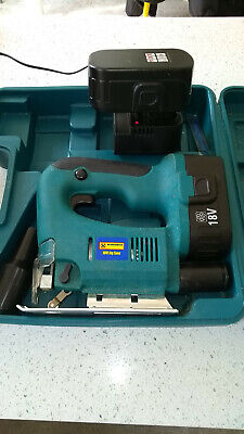 Marksman 18V Jig saw.  Barely used and sat on a shelf for years but working.